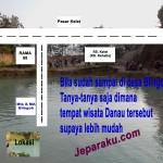 Rute Perjalanan Menuju Ke Wisata Danau Baru di Jepara