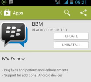 Download BBM Versi Terbaru