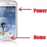 Cara Melakukan Screenshot Pada Samsung Galaxy V