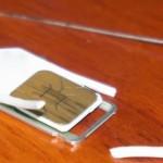 Cara Memotong Sim Card Supaya Jadi Micro Sim Card
