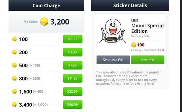 Cara Mendapatkan Koin Gratis dari Line Mudah