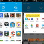 Cara Mengirim Aplikasi Bawaan Android Dengan Bluetooth