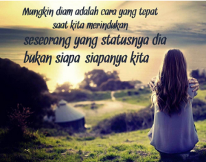 DP BBM Patah Hati, DP BBM Galau