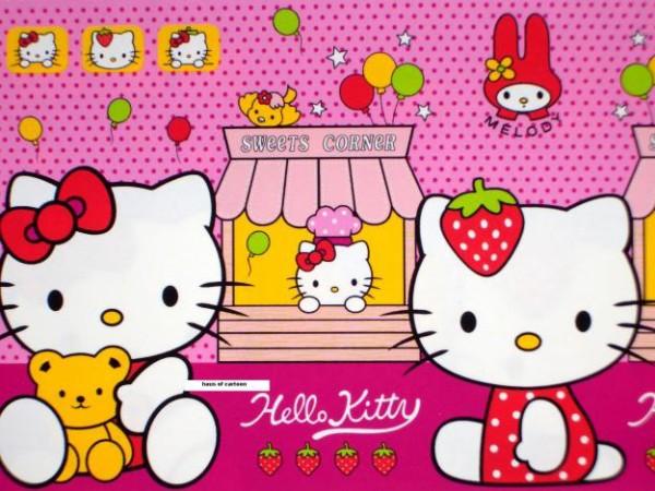 dp bbm hello kitti cantik