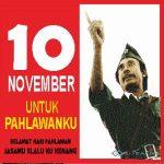 10 Gambar DP BBM Selamat Hari Pahlawan Bergerak