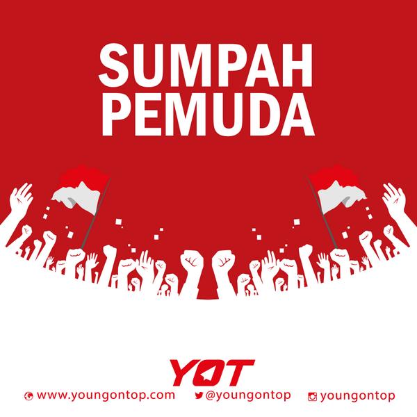 Jagalah SUmpah Pemuda