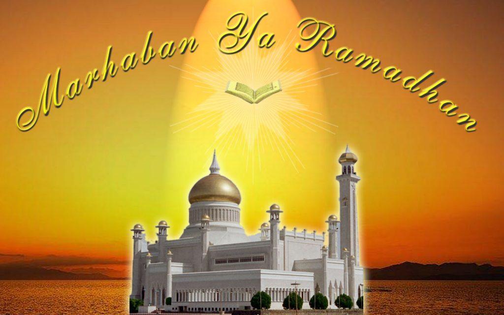 Menyambut buan ramadhan