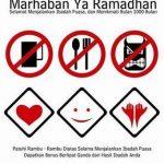 DP BBM Marhaban Ya Ramadhan Terbaru