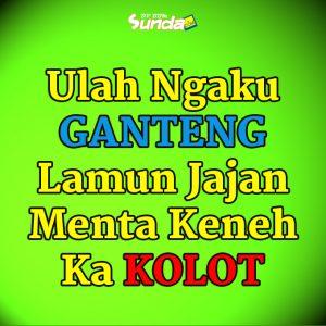 DP BBM Sunda Orang Ganteng