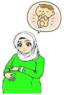 Gambar Unik Ibu Hamil