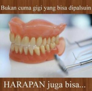 gigi-palsu