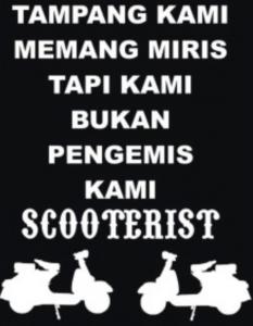 tampang-scoterist